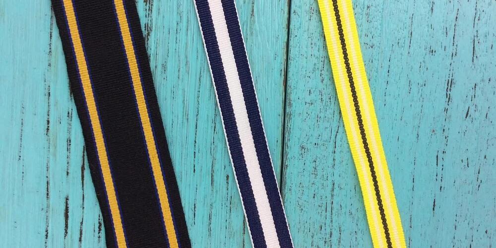 виды корсажной ленты