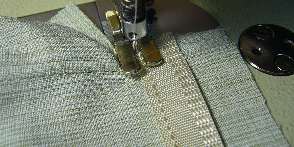 применение корсажной ленты